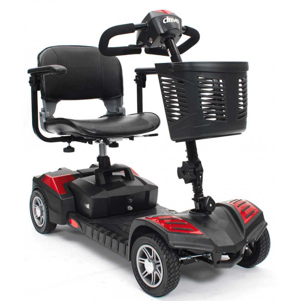 Medical Scout Lightweight Mobility Scooter