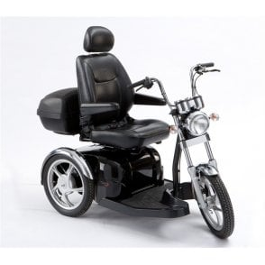 8 mph Mobility Scooter-Drive Medical King Cobra
