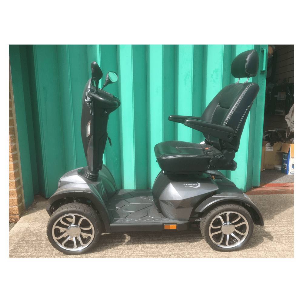 Ex Demonstration Cobra 8 mph Mobility Scooter
